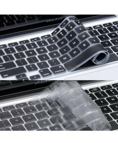 2 pack silicone keyboard cover skin 4