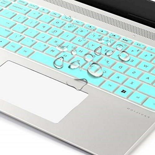 Lapogy Silicone Keyboard Skin for HP