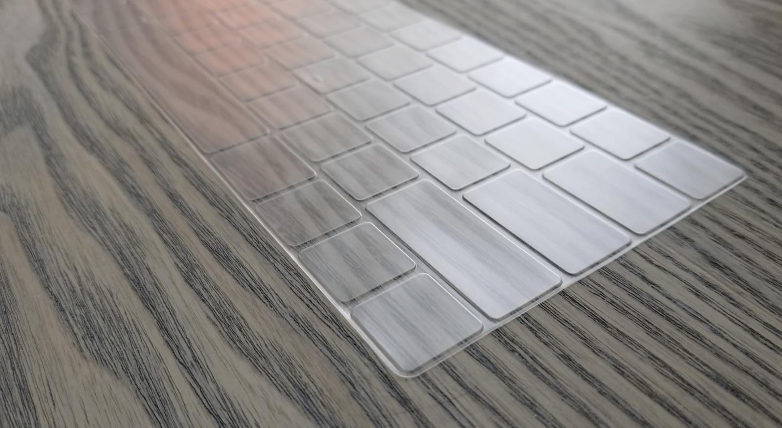 Waterproof Clear Skin Apple Pro Bar