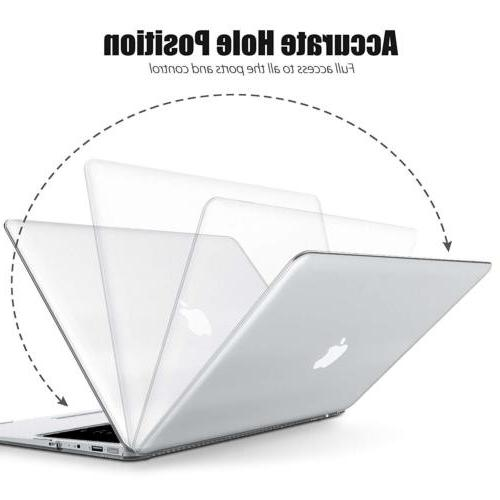 For 2018-2020 MacBook Air Pro Clear Hard