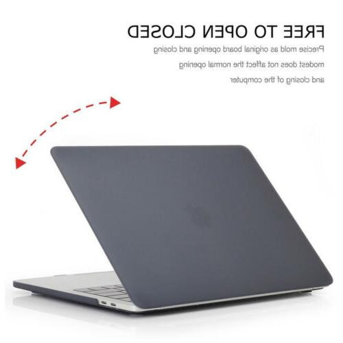 2018 Rubberized Keyboard Cover/ for Macbook A1932