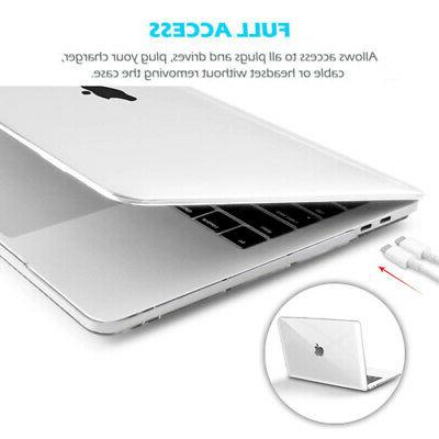 2019 Macbook Pro 13 Clear Case Screen Protector