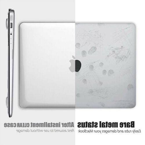 2020 For Macbook Air 13 Clear Case & Screen A2179
