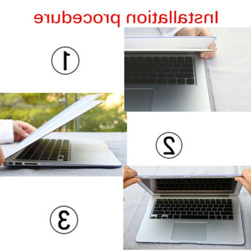 """For MacBook Air 13.3"""" A2179 Rubberized Shell Case Cover 13"""""""