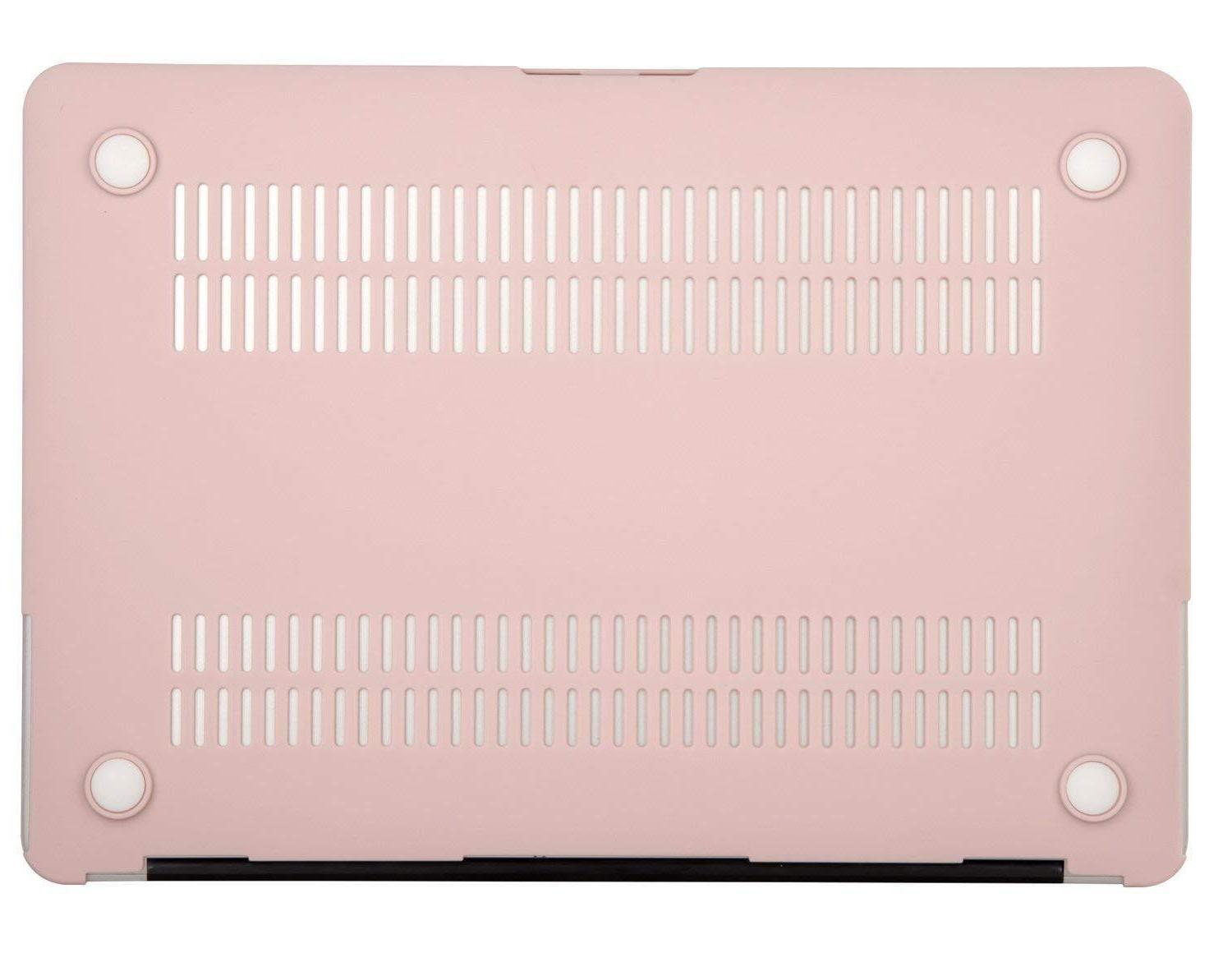 Mosiso Pink Case for 13 A1466/A1369