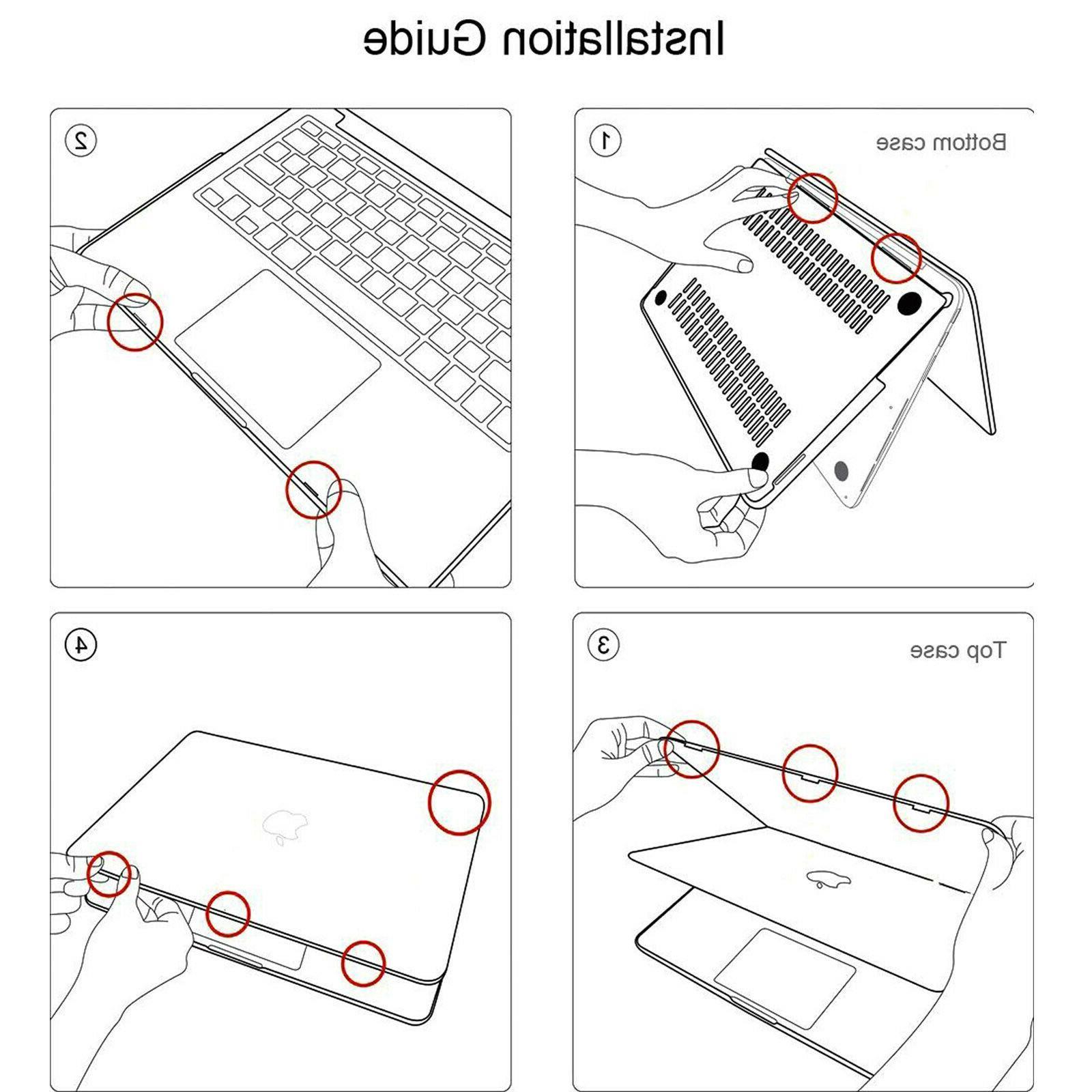 PC Hard Case Keyboard Air