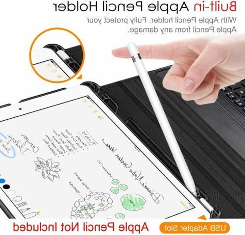360 Rotating Keyboard Case Cover iPad 2020