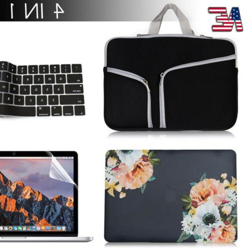 4in1 for Macbook 13.3' Air Pro Retina Laptop Sleeve Case Bag