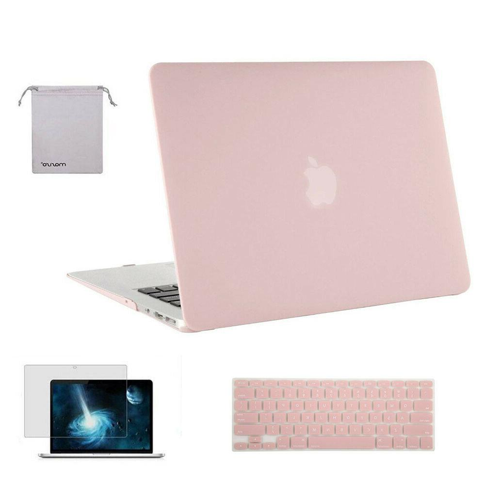 4in1 laptop shell clear plastic case