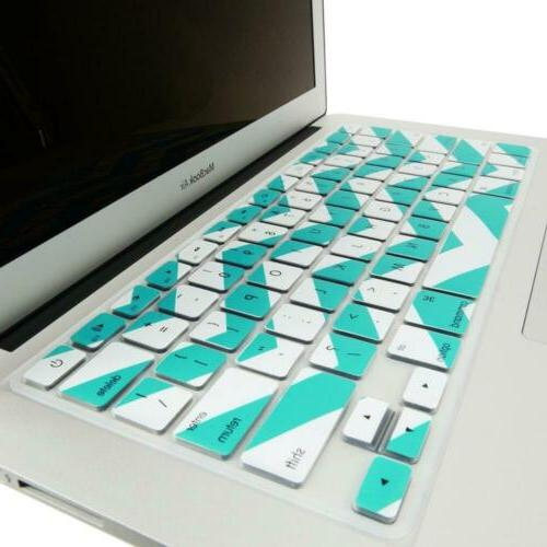 1 - Chevron Hot Blue and Keyboard +...