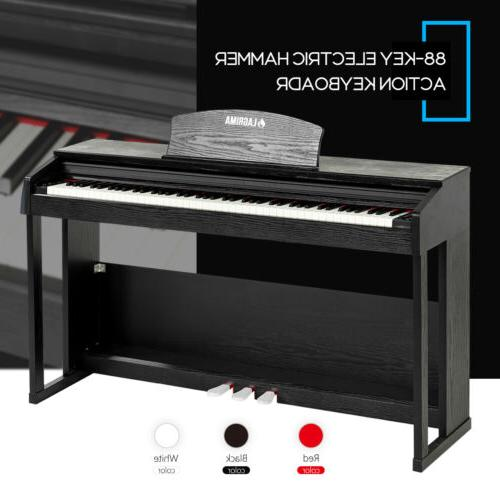 88 Key Music Electric Weighted Action Digital Piano Keyboard
