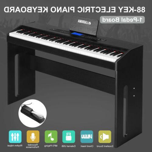 88 Digital Hammer Keyboard w/Pedal+Cover