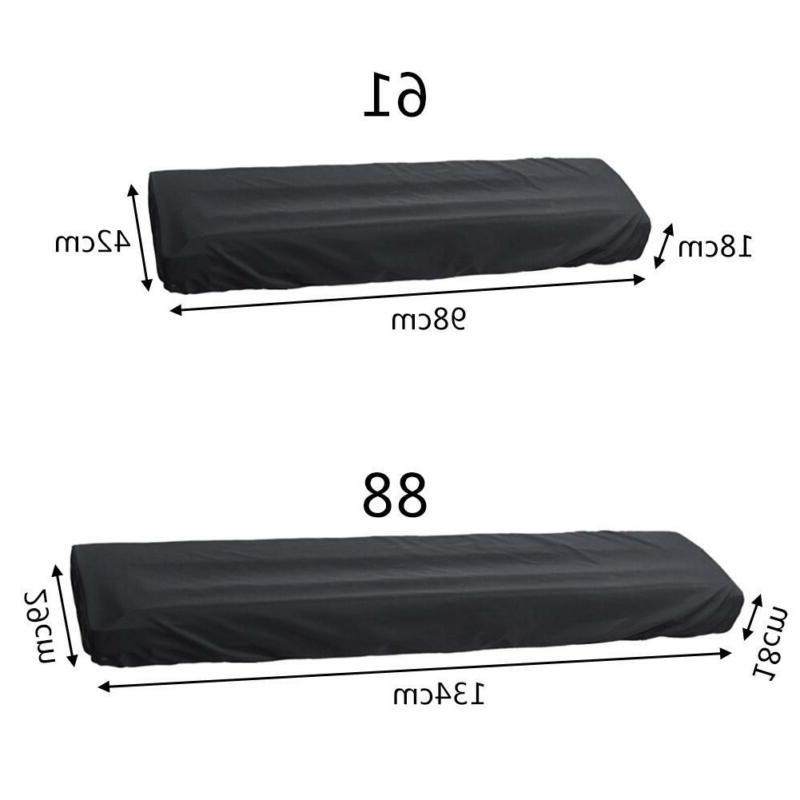 88 Piano Keyboard Dustproof Protector Case Accessories