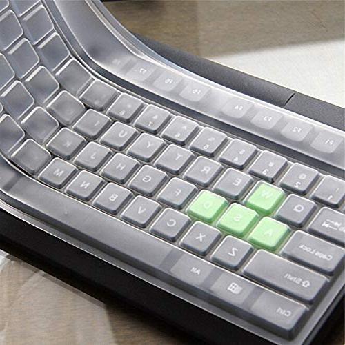 Folox® Quality Clear Desktop 101 Keys
