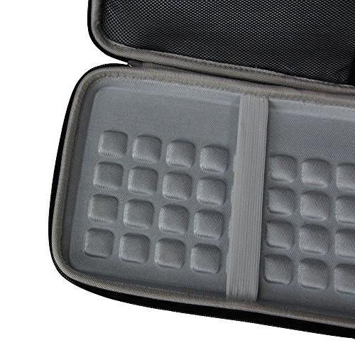 Hermitshell Wireless Bluetooth Keyboard Hard EVA Case