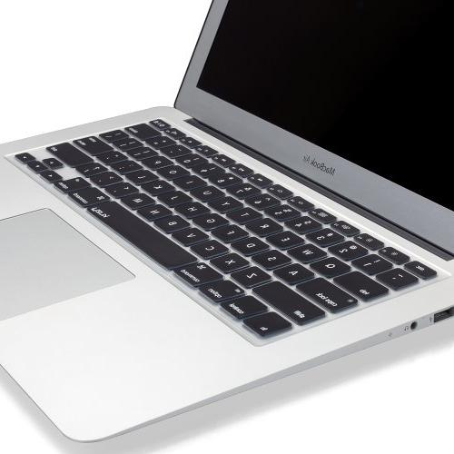 "Kuzy Cover Silicone Skin MacBook 13"" 17"" Air 13"" -"