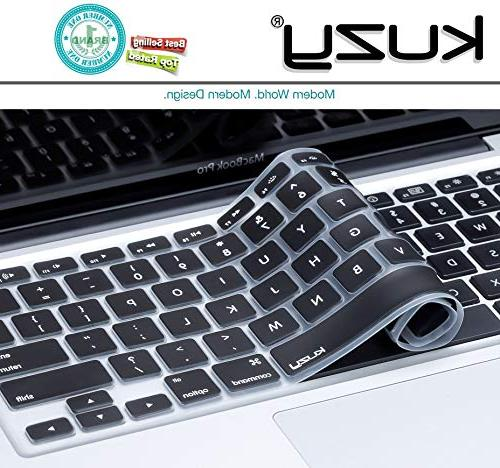 "Kuzy Cover Skin for MacBook 17"" and Air 13"""