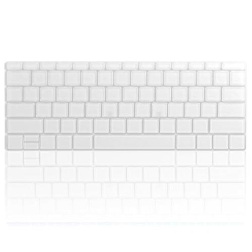 Kuzy Transparent-CLEAR Keyboard Cover for MacBook Pro 13 inc