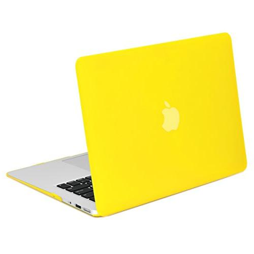 NEW ARRIVALS! TopCase® Rubberized YELLOW Hard Case Cover fo