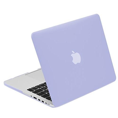 in 1 Rubberized Hard Case Cover for Gen. with Keyboard Cover - Blue