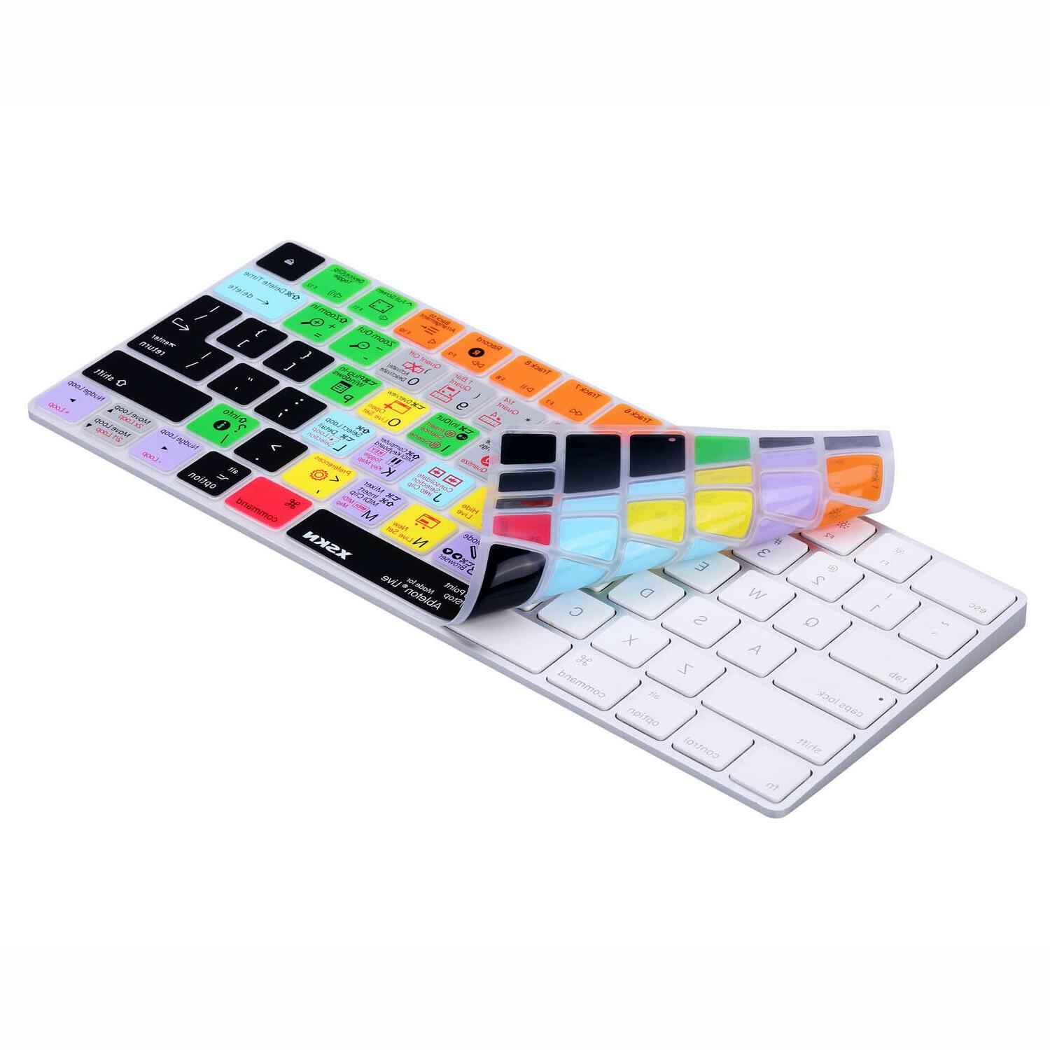 XSKN Live Keyboard Cover Apple Magic layout
