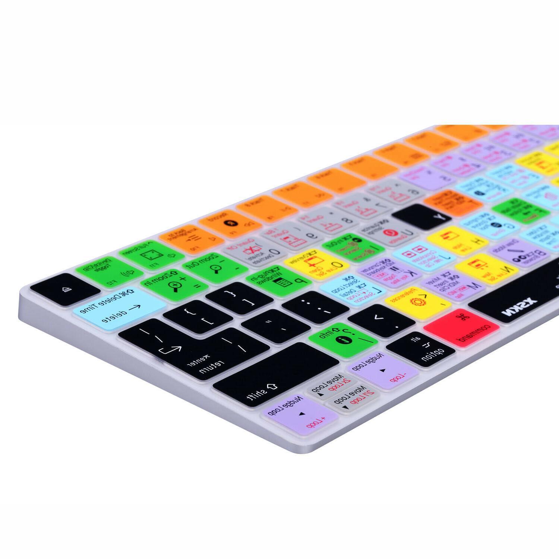 XSKN Ableton Live Shortcut Keyboard Magic US/EU layout