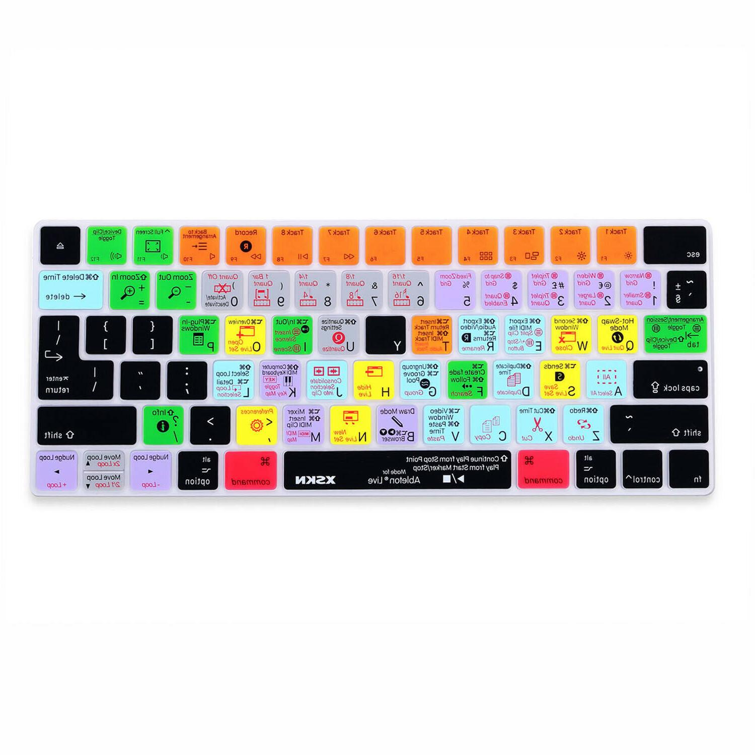 XSKN Keyboard Cover for Apple Magic Keyboard