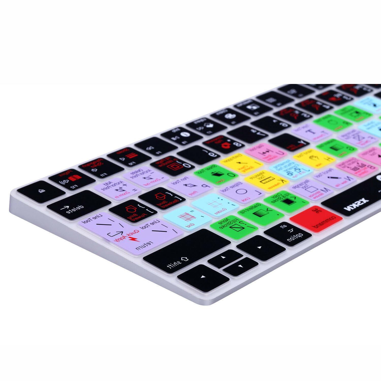 XSKN CC Shortcut Keyboard Apple