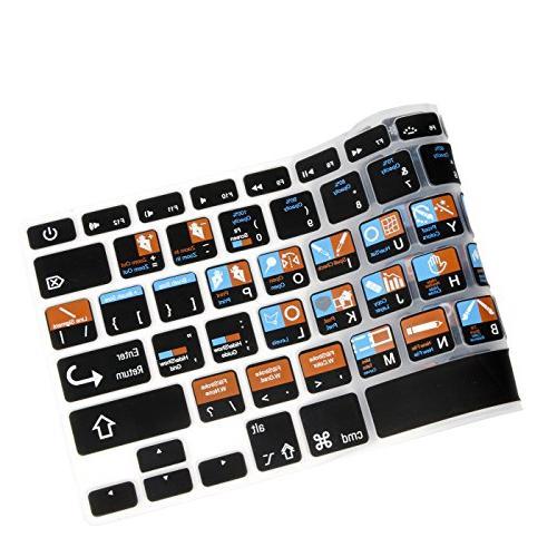 adobe photoshop shortcuts keyboard skin
