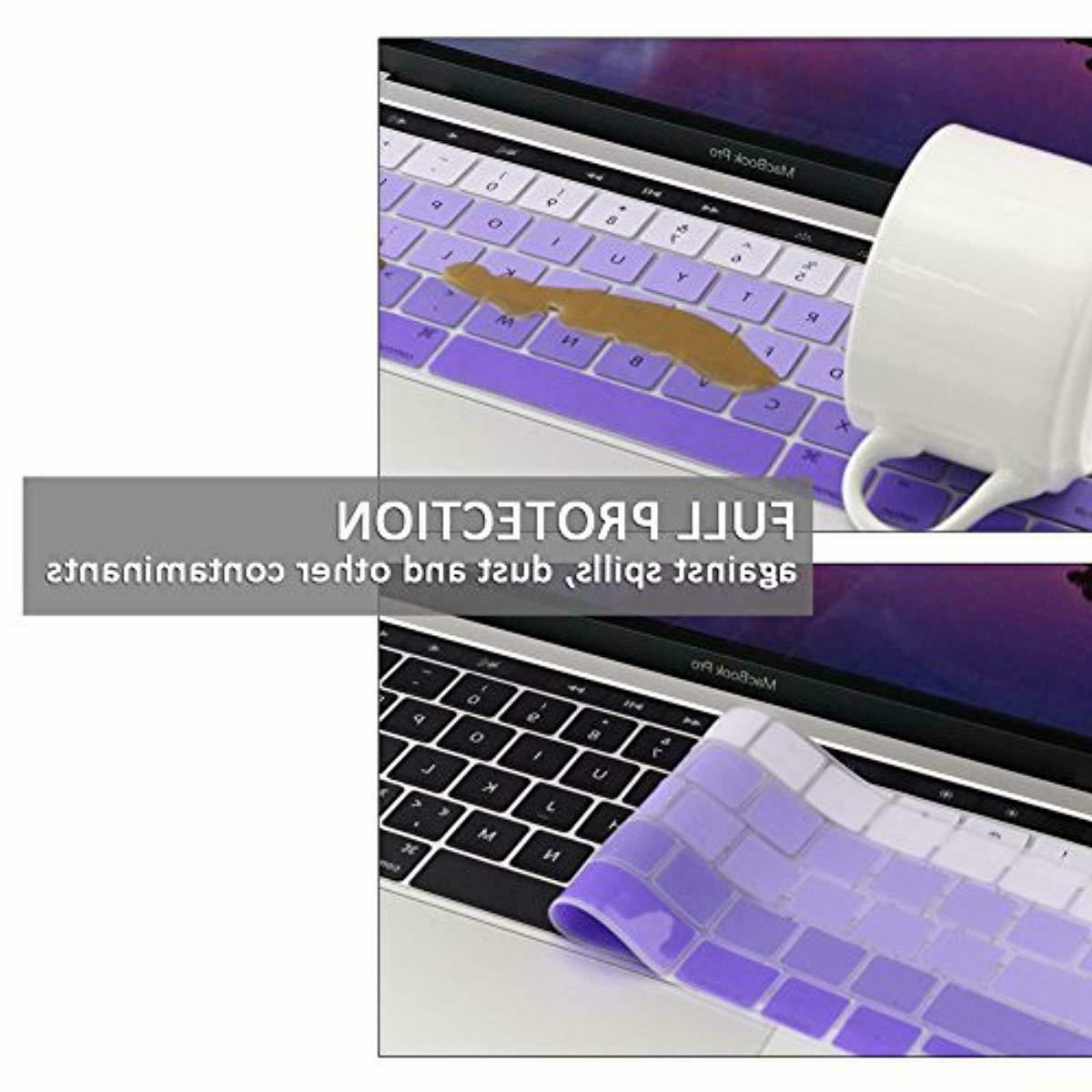 All-inside Purple Silicone Cover for Pro and