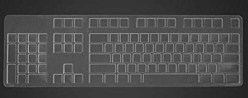 Keyboard Skin Cover for Dell KB4021