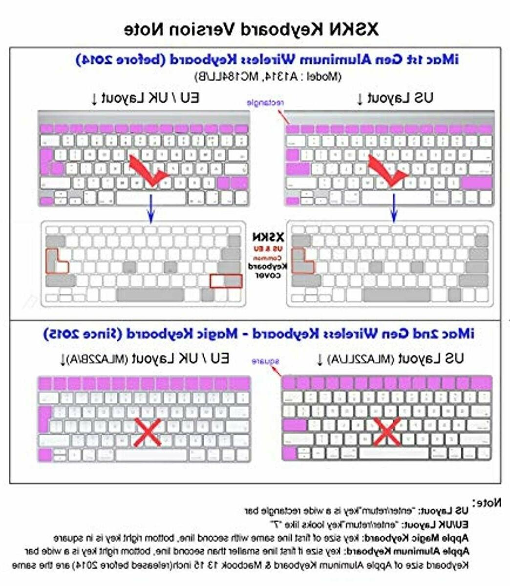 XSKN for Pro X Shortcut Design Keyboard Skin Cover M