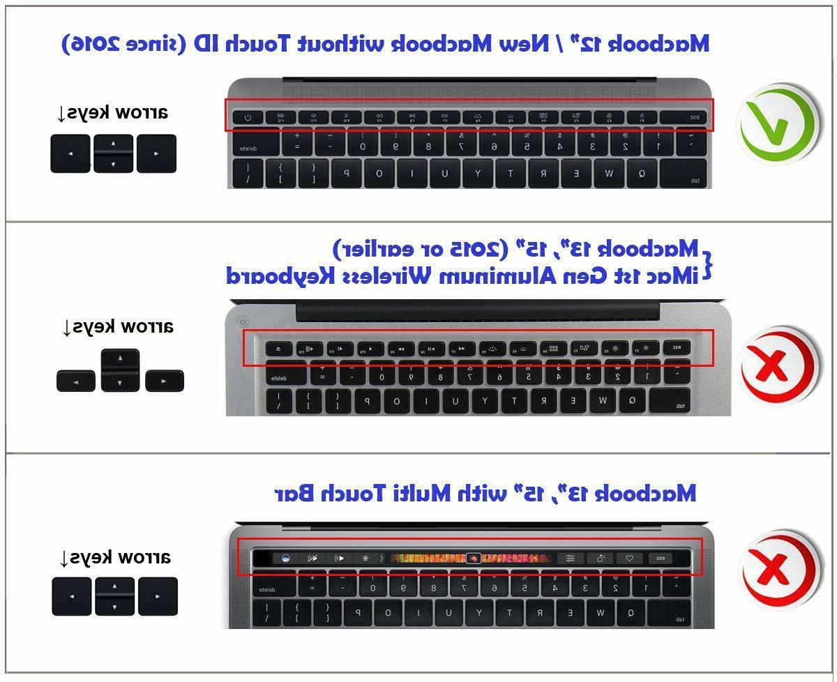 XSKN Arabic Keyboard Cover Pro no 13