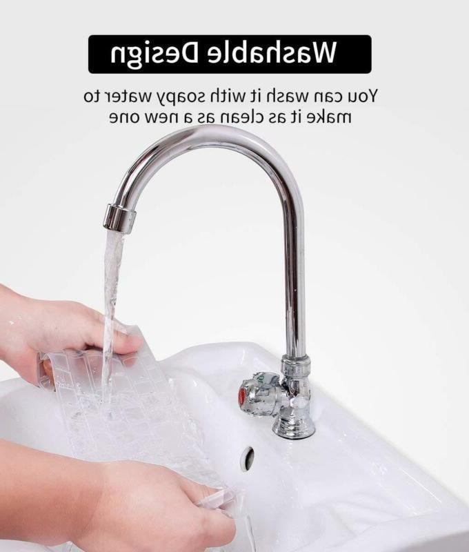 For Flip C302Ca Keyboard Silicone Anti Dust Keybo