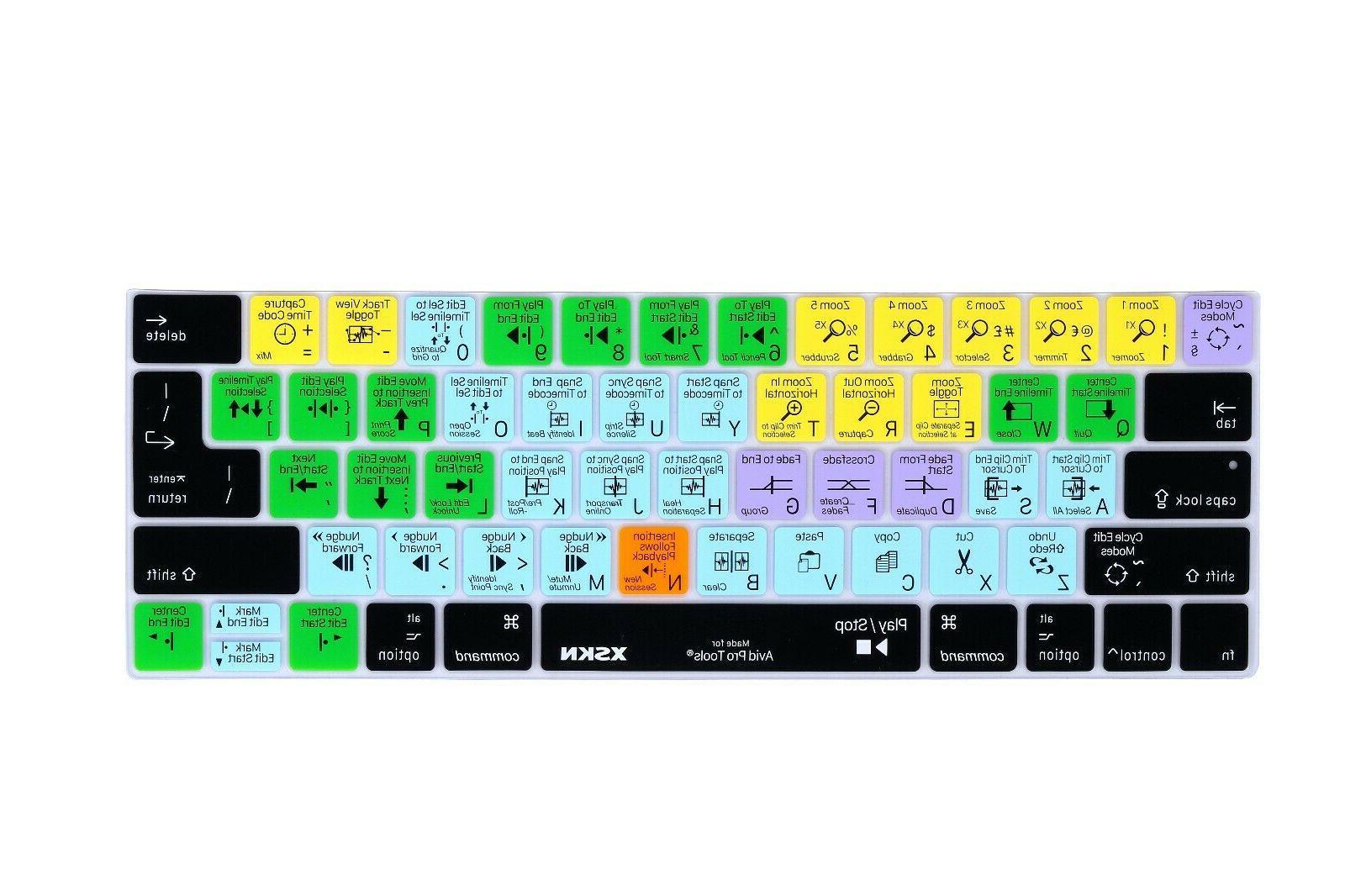 XSKN Shortcut Keyboard Touch Bar 13