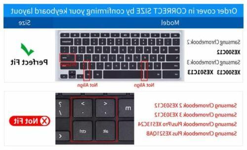 "Best Gradual Cover Skin 11.6"" Chromebook XE500C12"