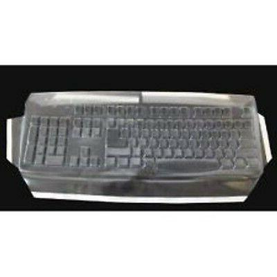biosafe anti microbial keyboard cover for simplyplugo
