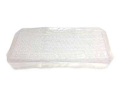 biosafe antimicrobial keyboard cover