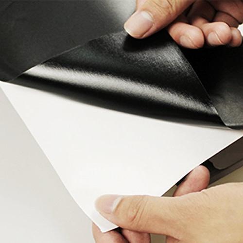 Black Carbon Fiber decal wrap skin + Semi Black Cover for Dell 13 7000 in 1 7347 7348 7353