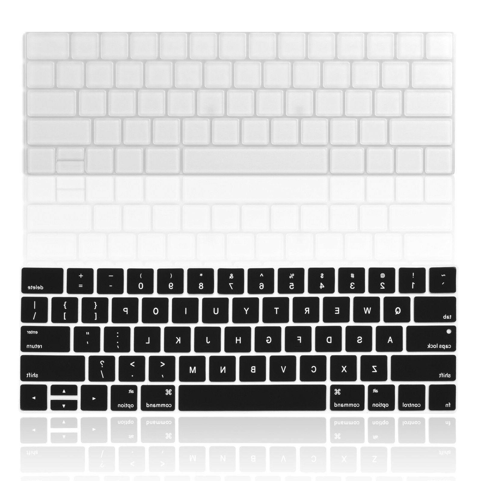 Soft Keyboard Cover Skin for Macbook Air 13 with