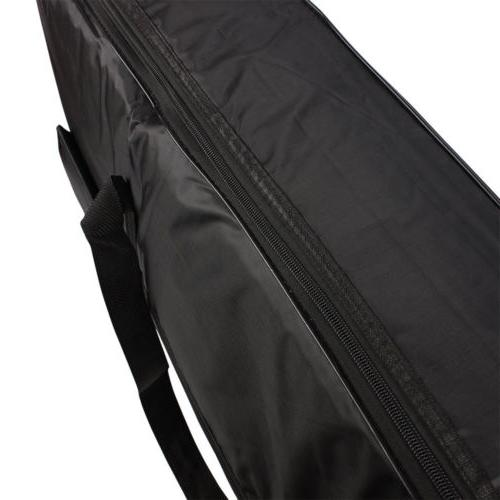 Black Elastic Bag for Keyboards