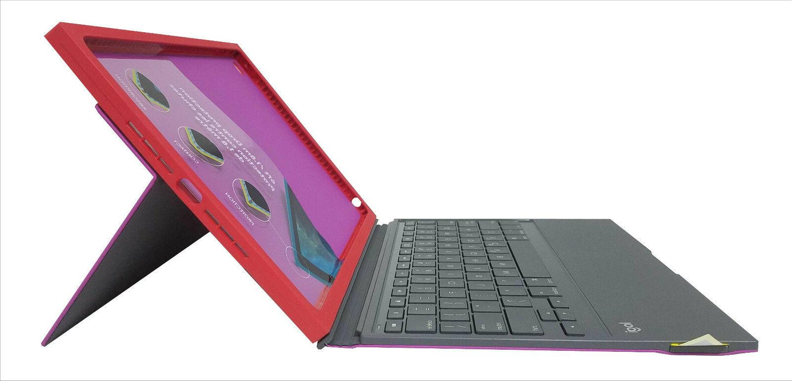 Logitech Blok UltraThin Cover Stand Case iPad Violet