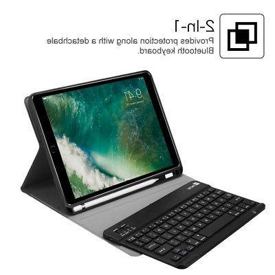 Bluetooth Keyboard Case for 2017 / iPad Air / 10.5