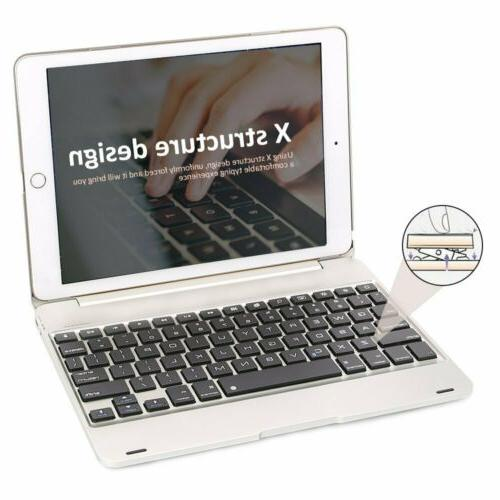 Bluetooth Keyboard Case Cover For 6th Gen 2018 2017