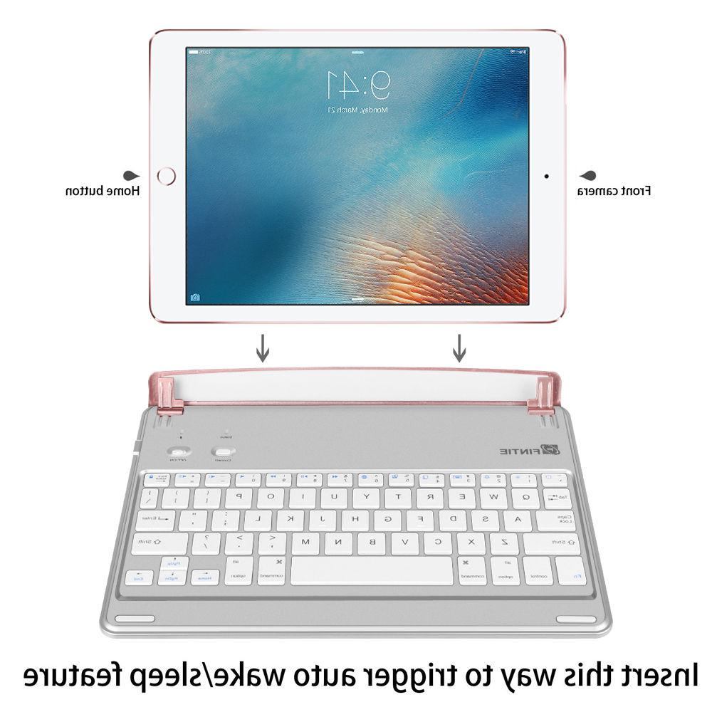 Bluetooth Keyboard Apple iPad / Air / Sleep Cover