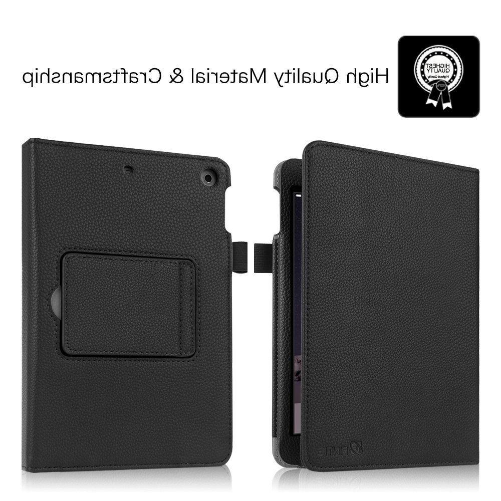 Bluetooth keyboard Leather Case For iPad Mini 10.5''