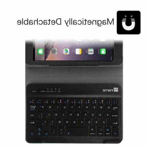 Bluetooth + Case Cover Mini 4/3/2/1, iPad Pro 10.5''