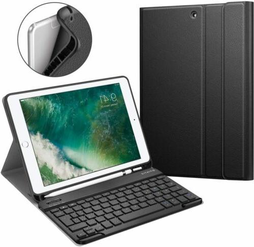 bluetooth keyboard with protective case cover