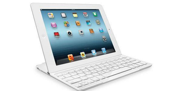Logitech Bluetooth Ultrathin Keyboard Cover for Apple iPad 2