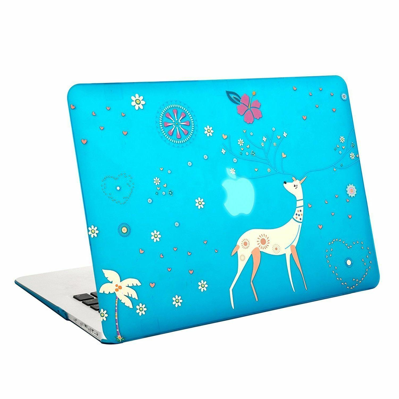 Mosiso Laptop Macbook Air 13 Pro 13.3 Retina 2012-2017 keyboard cover